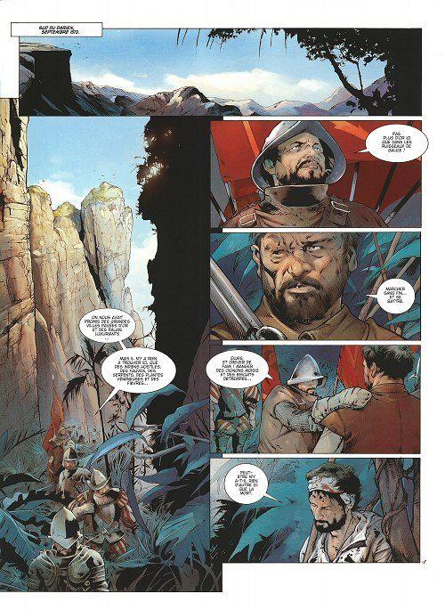 Prométhée, tome 1 : Atlantis de Christophe Bec