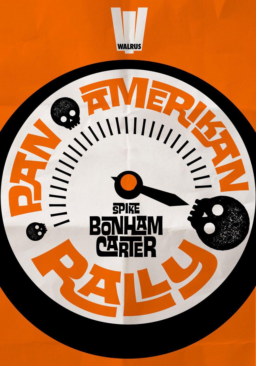 Pan-Amerikan Rally de Spike Bonham-Carter