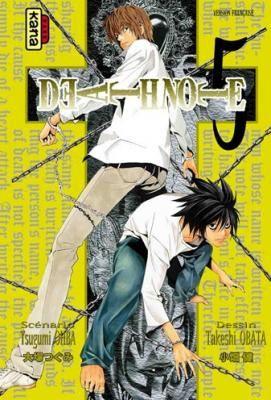 Death Note, tome 05 de Tsugumi Ohba et Takeshi Obata