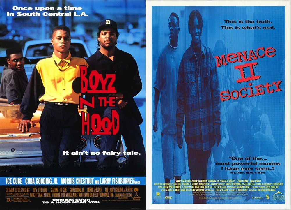 cultural analysis of boyz n the hood Boyz n the hood also introduced a national conversation about inner-city gang violence, a next story in culture the atlantic daily.