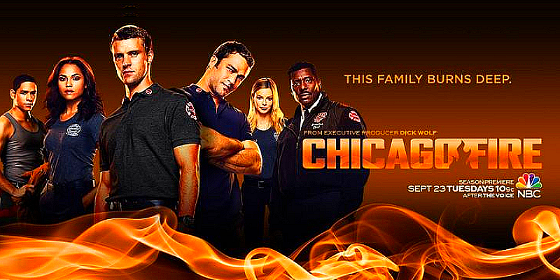 CHICAGO FIRE | #303 &quot&#x3B;JUST DRIVE THE TRUCK&quot&#x3B;