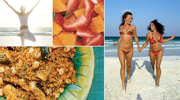 Eat for a Bikini Body: 12 Diet Tips + 12 Low-Cal Recipes