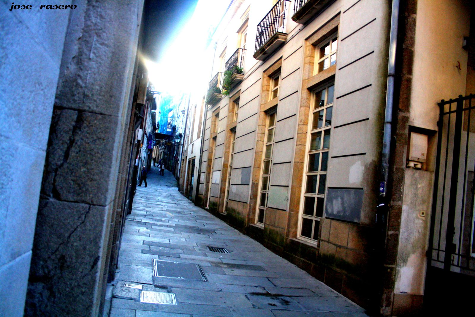 'Santiago de Compostela'