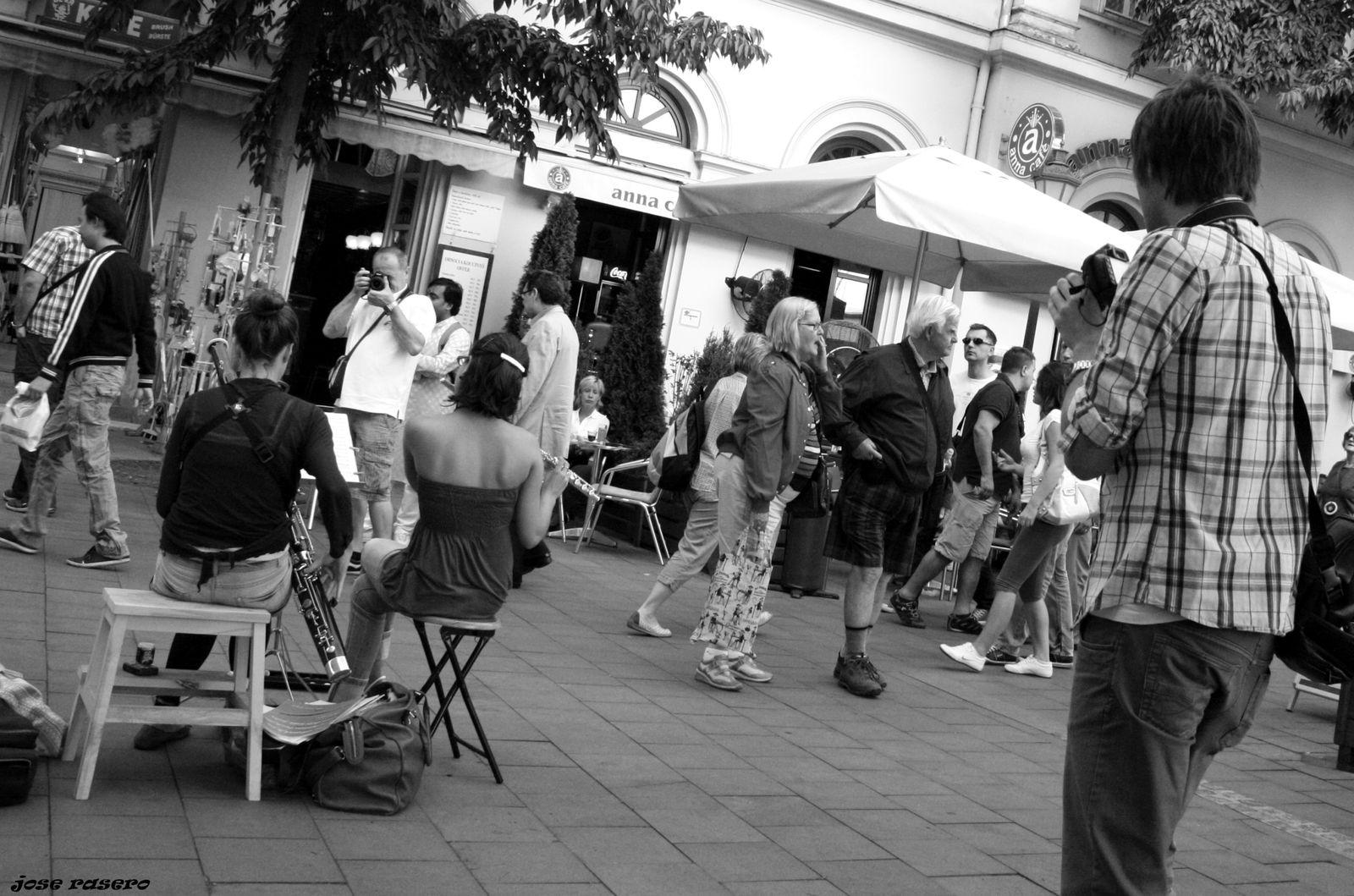 Budapest: 'Mercado'