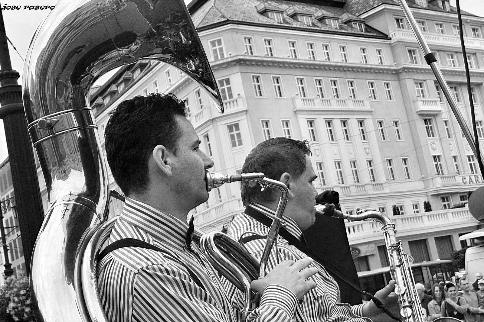 'Funny Fellows', en Bratislava