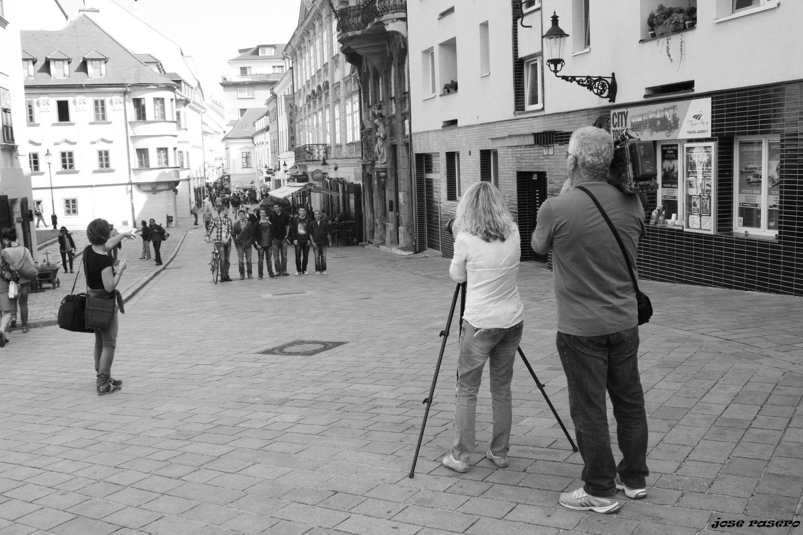 'Photographers in Bratislava'