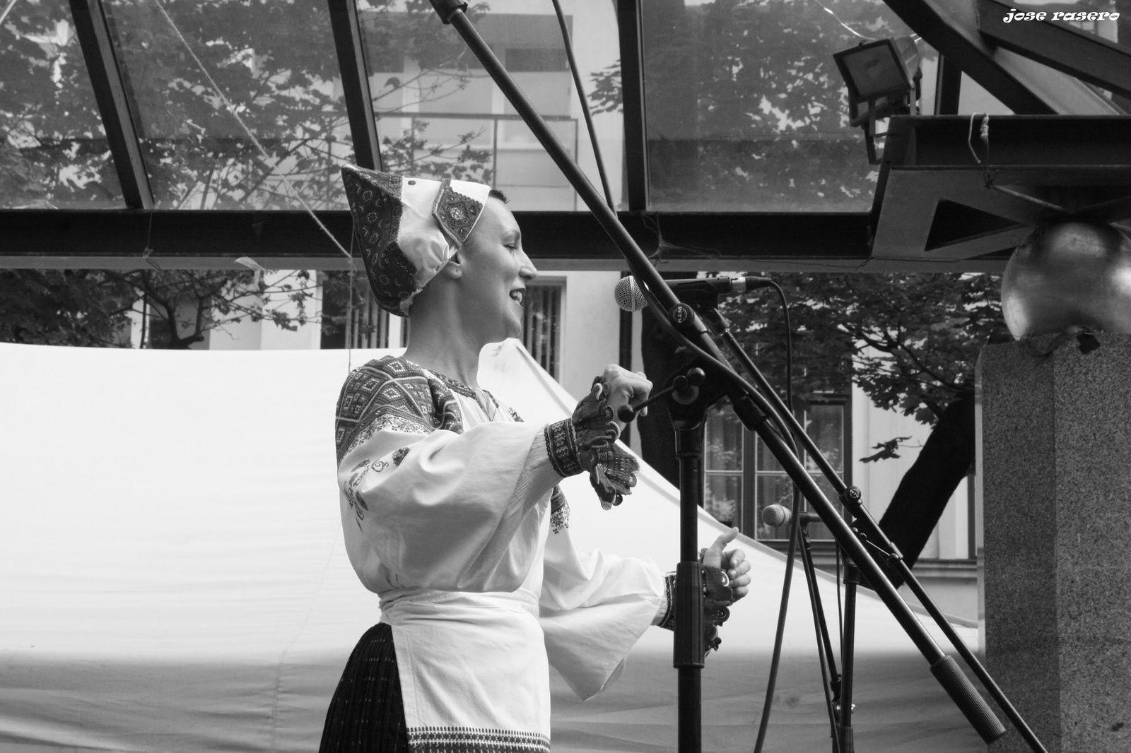 'Musicians, en Bratislava'