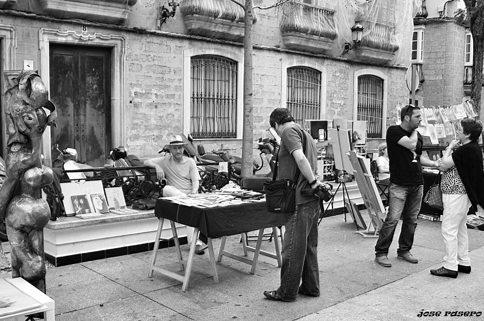 Barrunto, arte en la calle