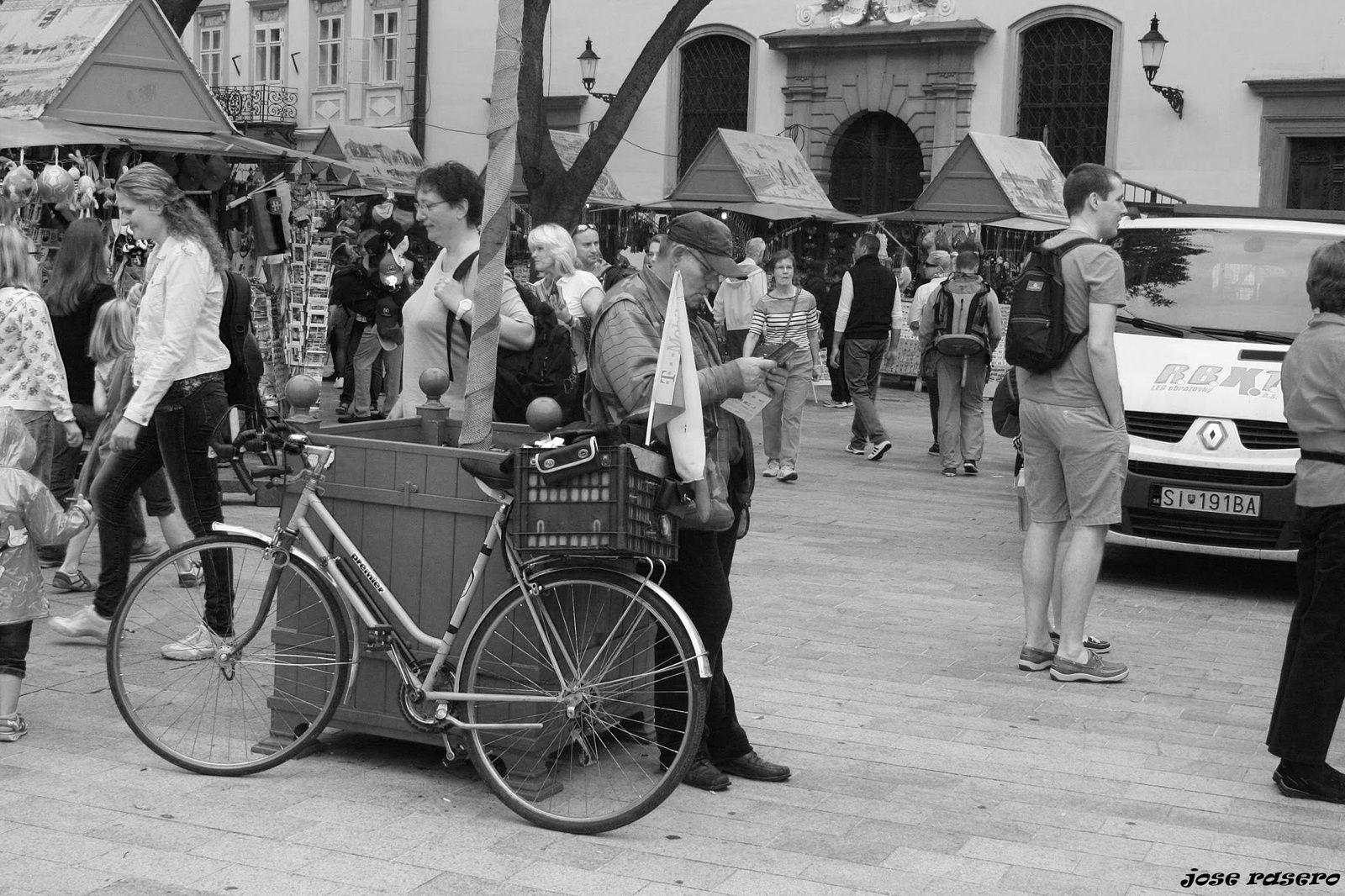 'Festival en Hlavné Námestie'
