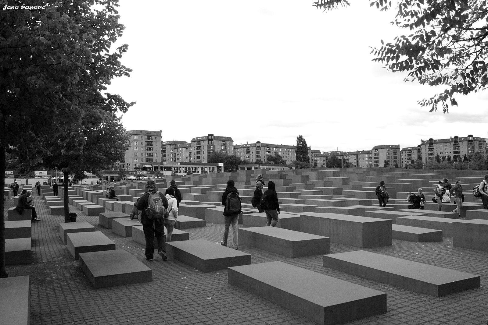 'Monumento Holocausto. Berlín'