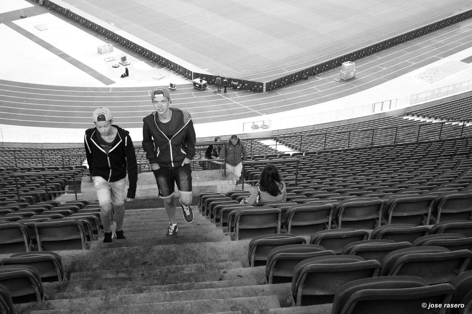'Olympiastadion  Berlin'