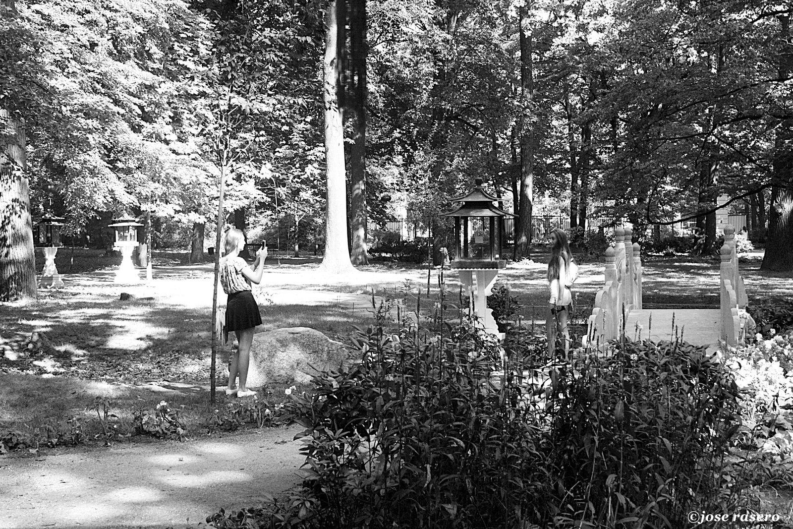 Parque Lazienki  (Varsovia)