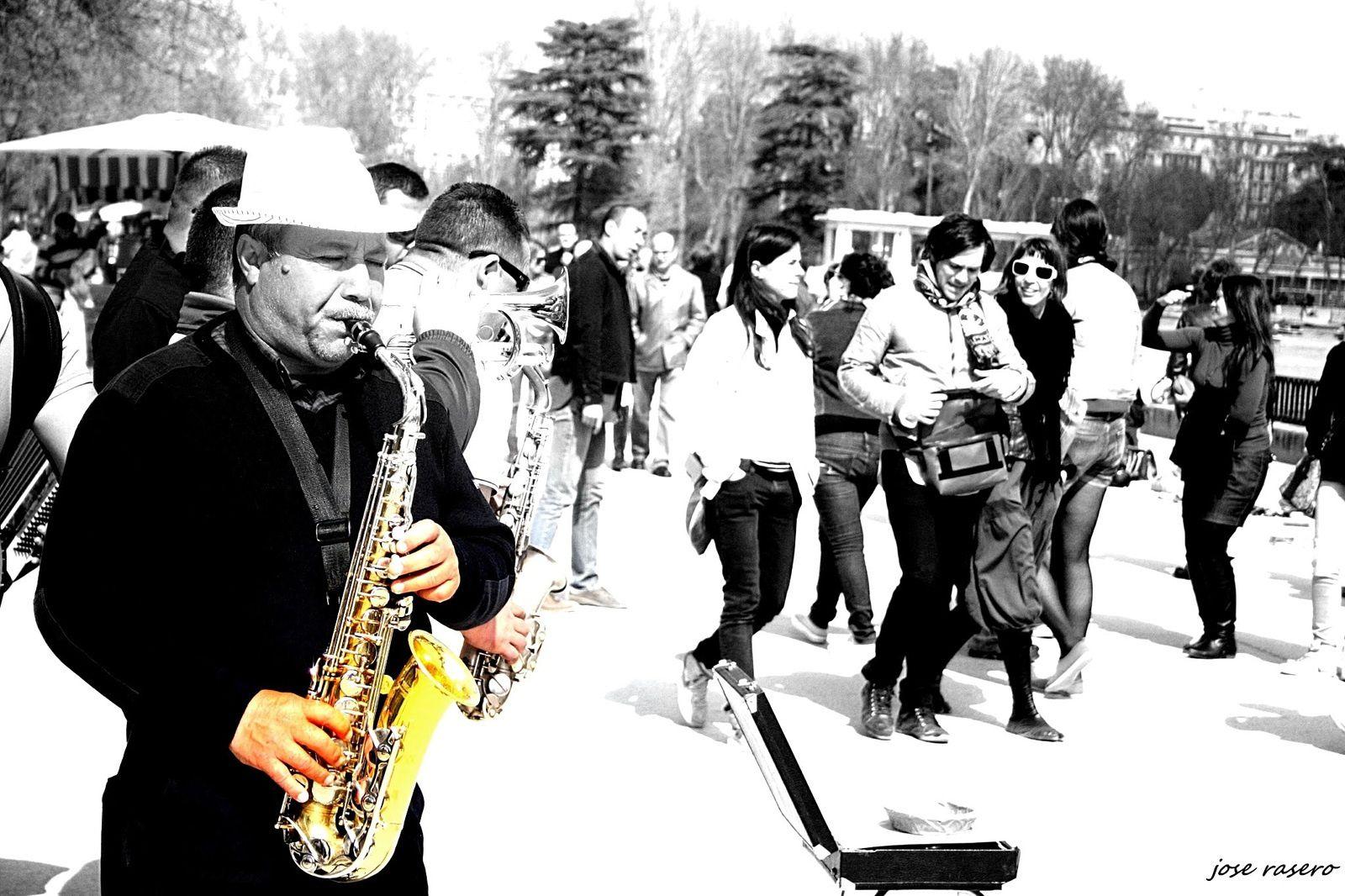'Musicians'