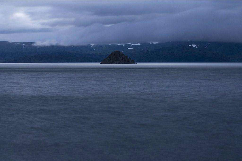 Les photographes du Lac Kourile. Vincent Munier.