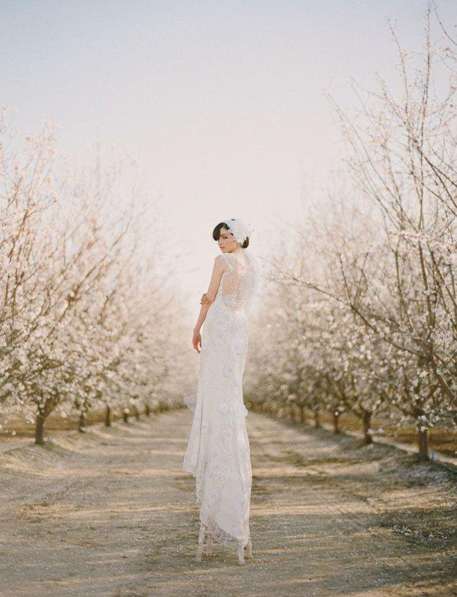 Robes de mariées Claire Pettibone