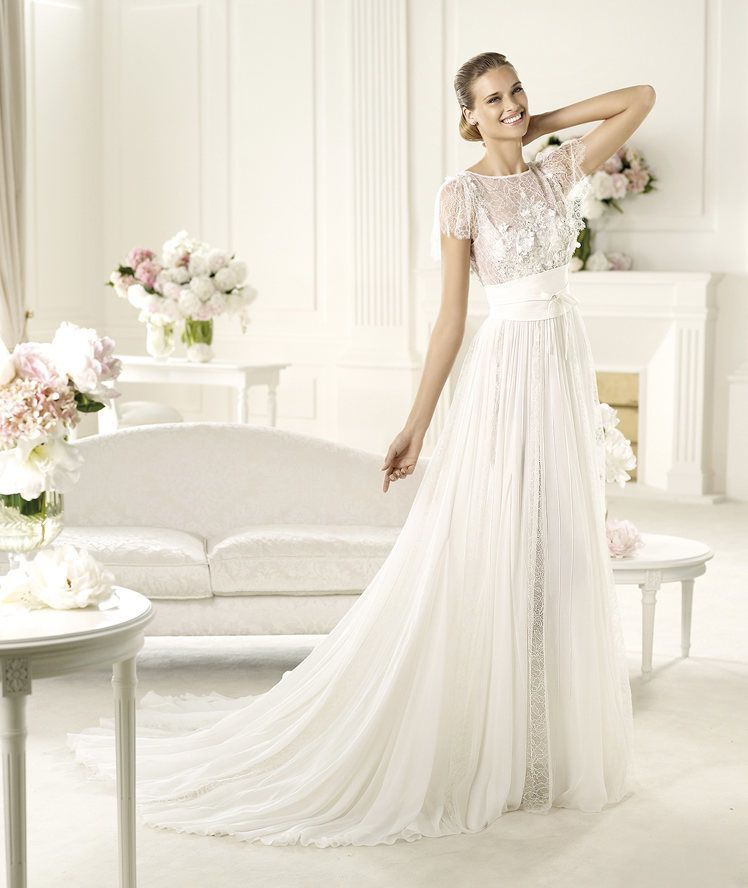 Collection Eli Saab pour Pronovias 2013