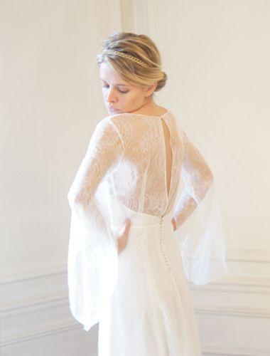 Robes de mariée Elise Hameau