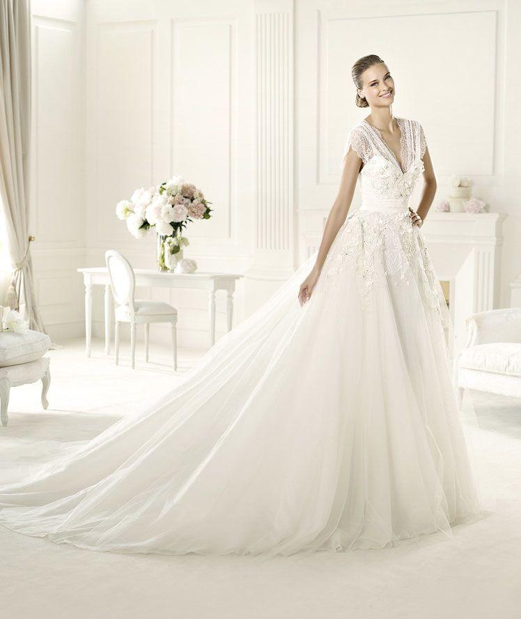 Par contre on peut danser avec une robe comme ça??!