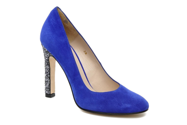 Très sympas en bleu électrique...