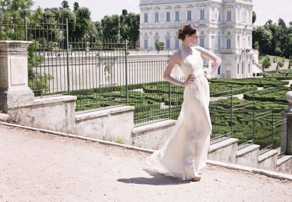 Robes de mariée Leila Hafzi 2013