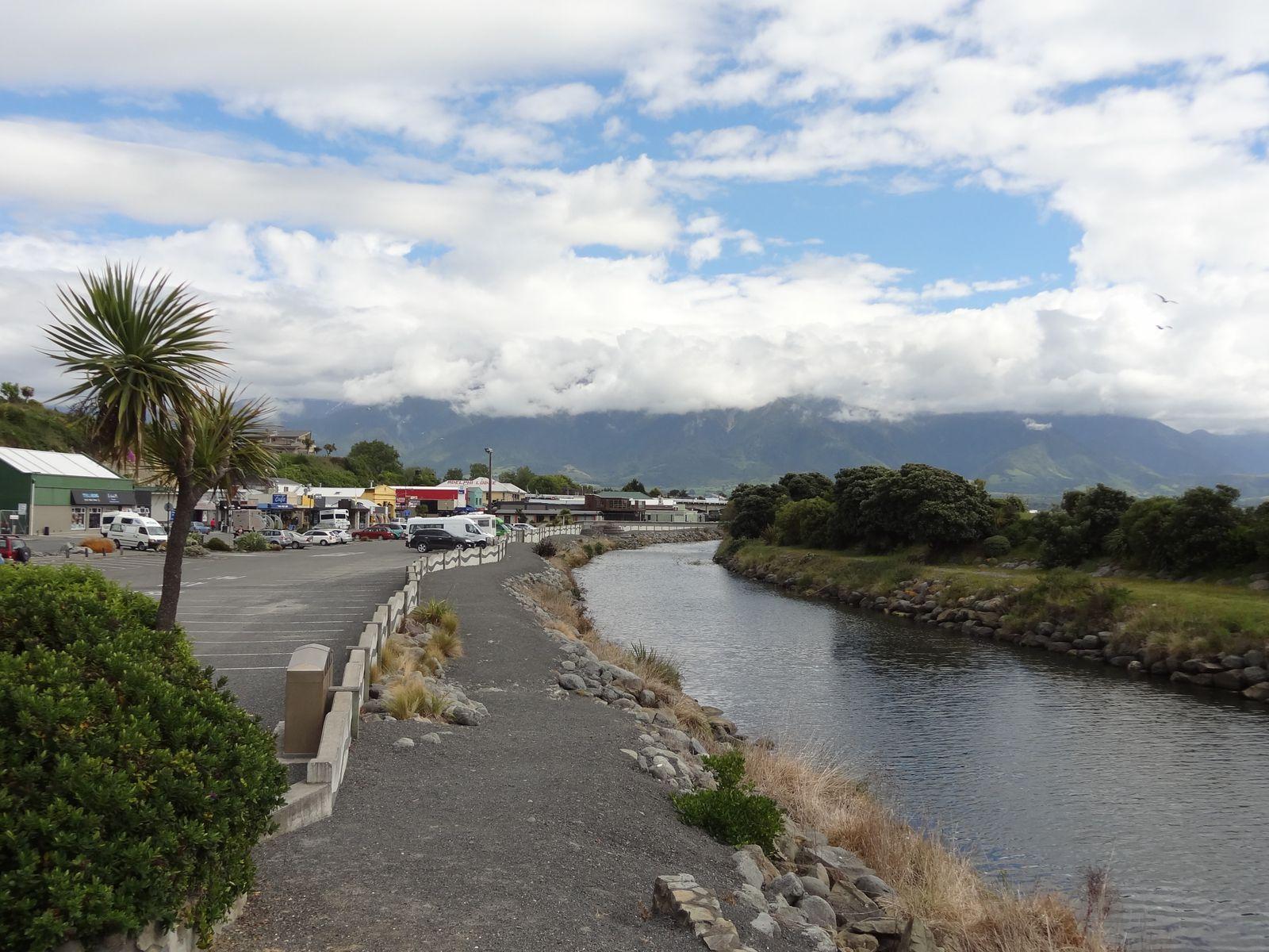 Départ d'une randonnée de 3h30 : Peininsula Walkway