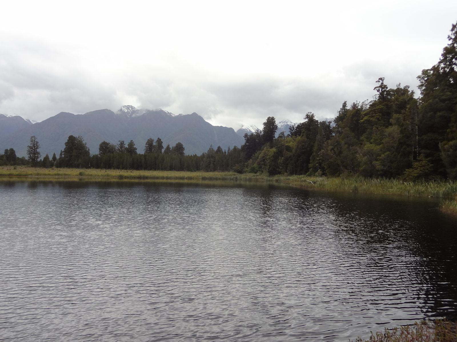 Lake Matheson - 30 novembre 2012
