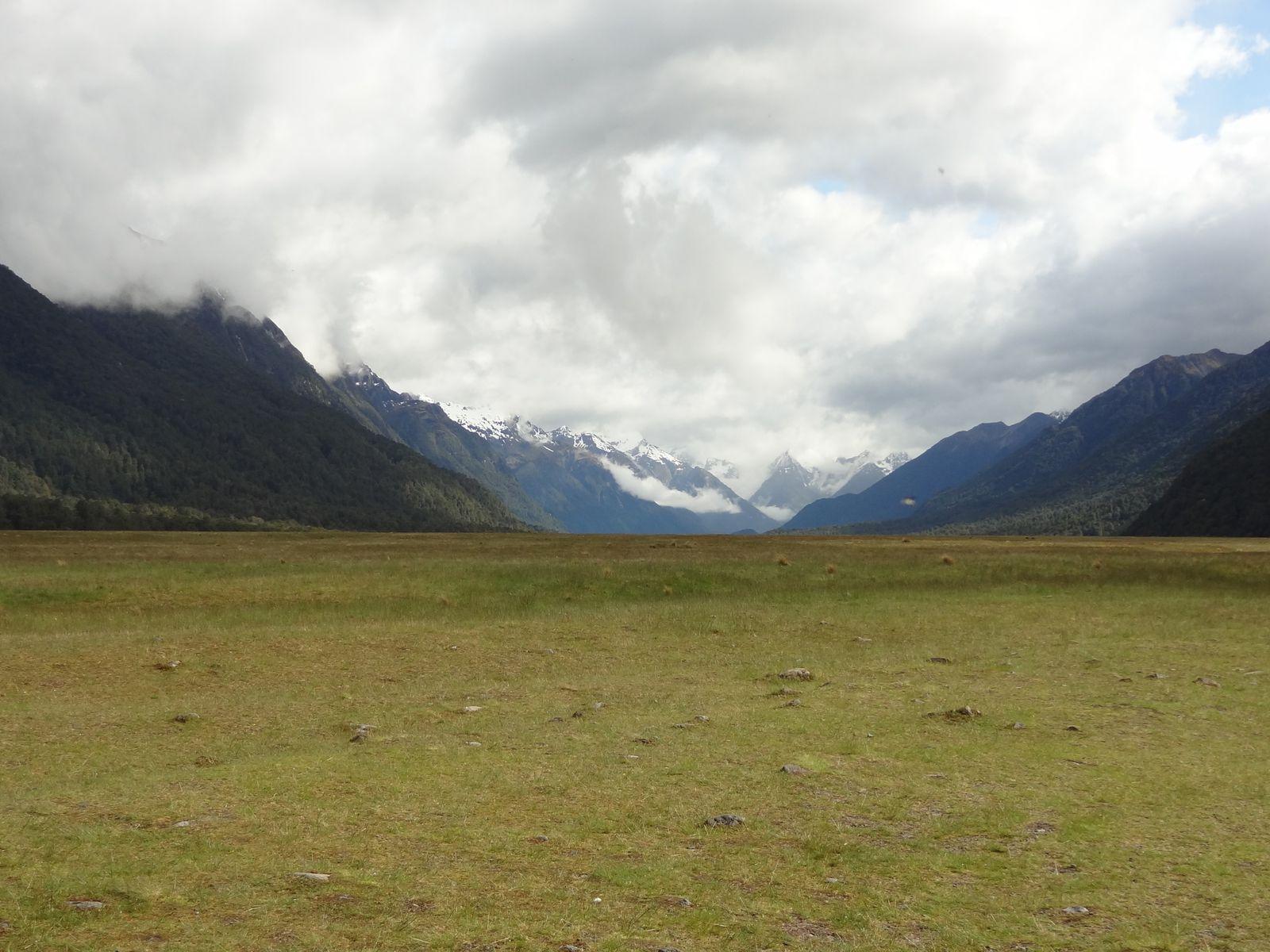 Sur la route Te Anau à Milford Sound - 26 novembre 2012