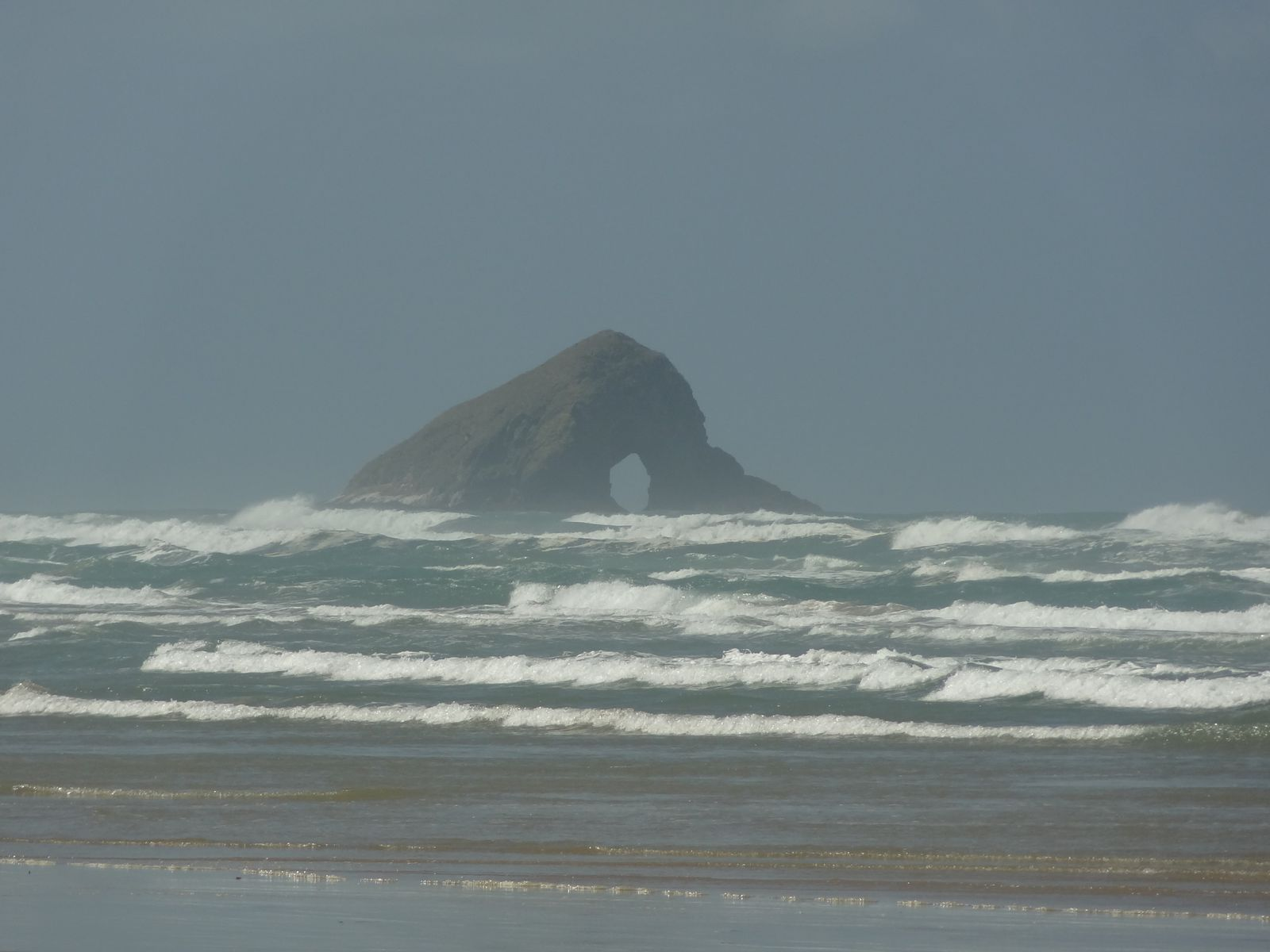Ninety Mile Beach &amp&#x3B; Cape Reinga : le bout du monde - 9 décembre 2012