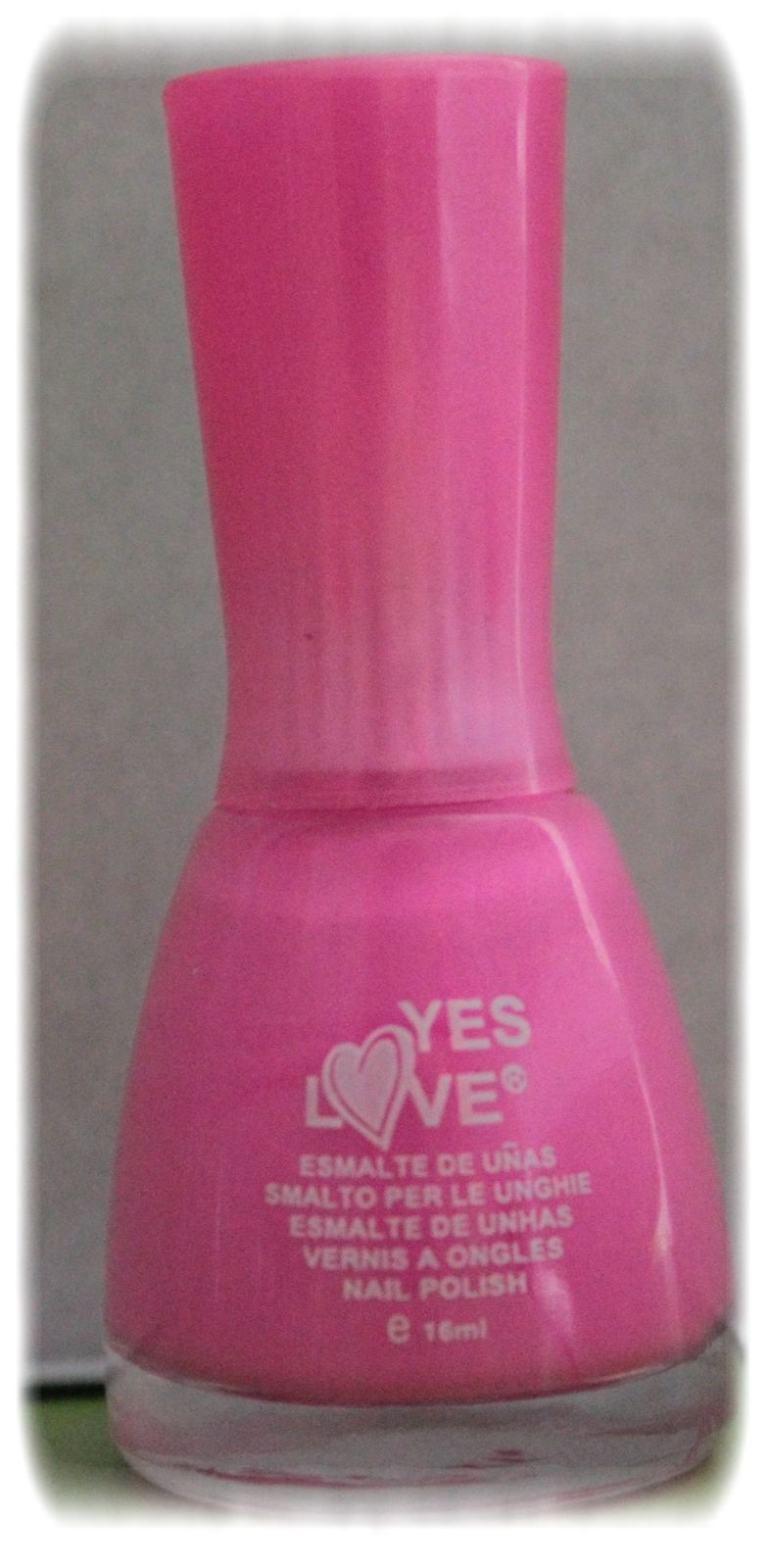 Un Yes Love Peel off (aquatique) n°14
