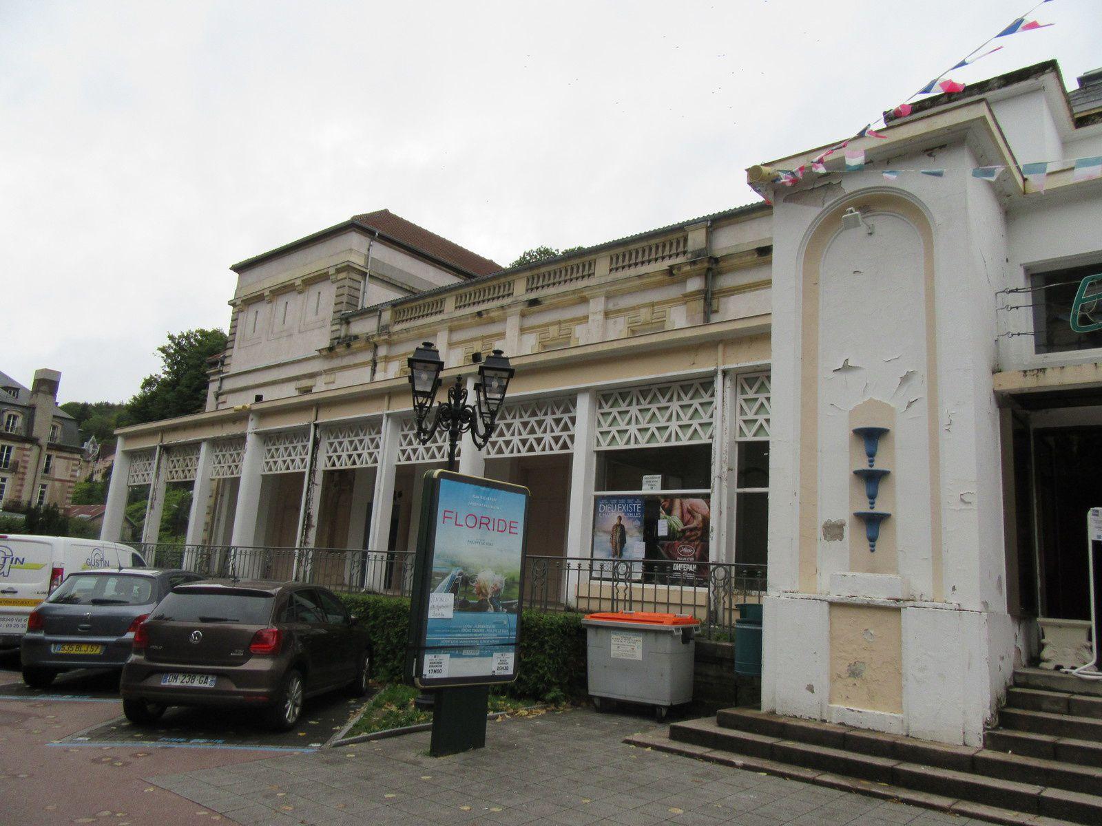 Rénovation du centre Culture de Plombières les Bains