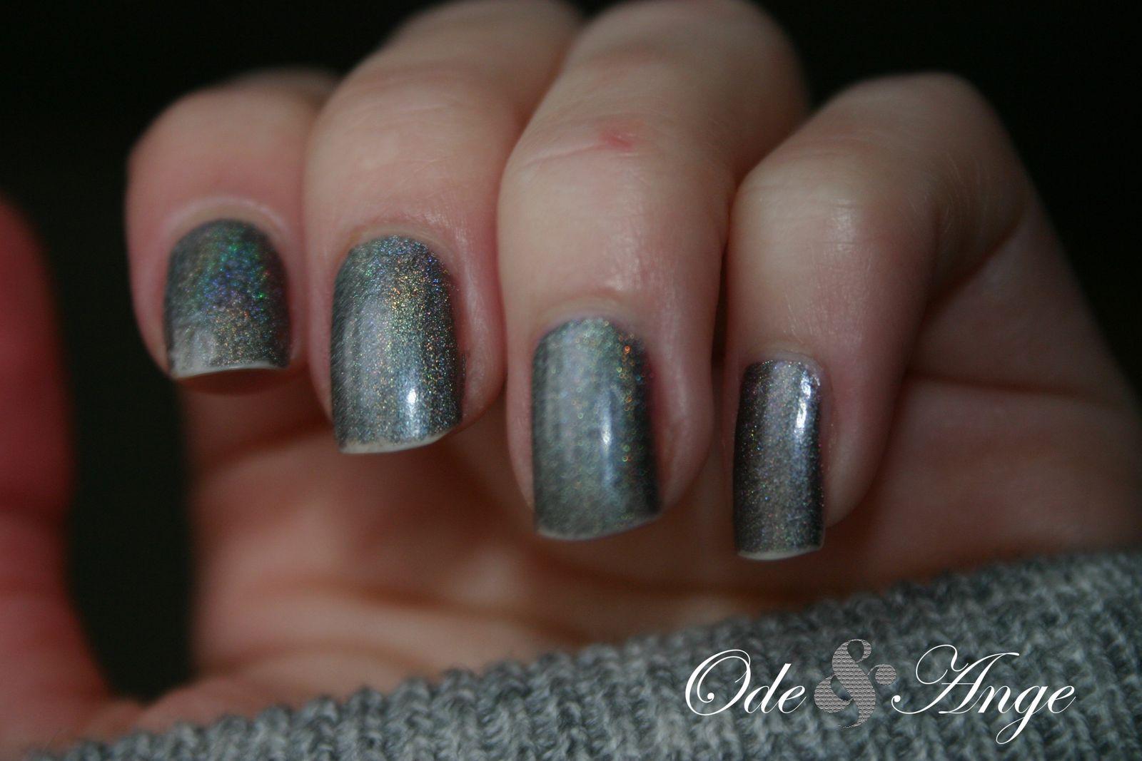 Kiko n°400 Steel Grey