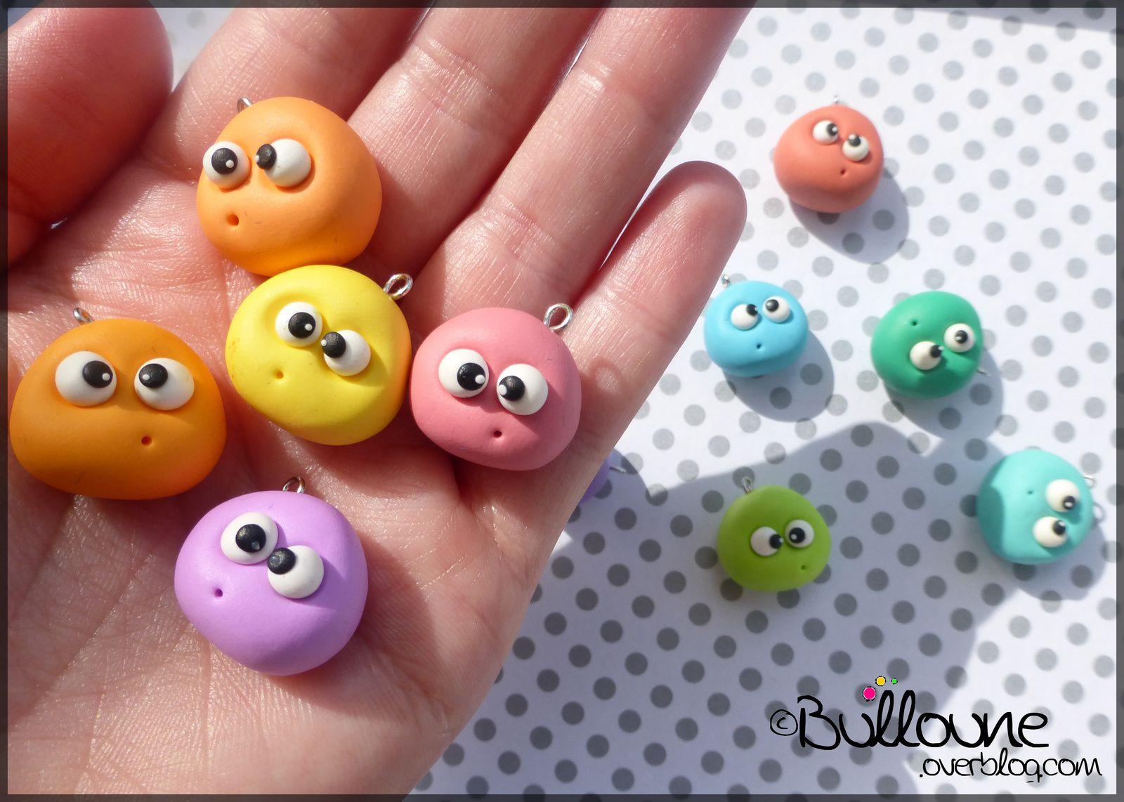 Globules - Fimo
