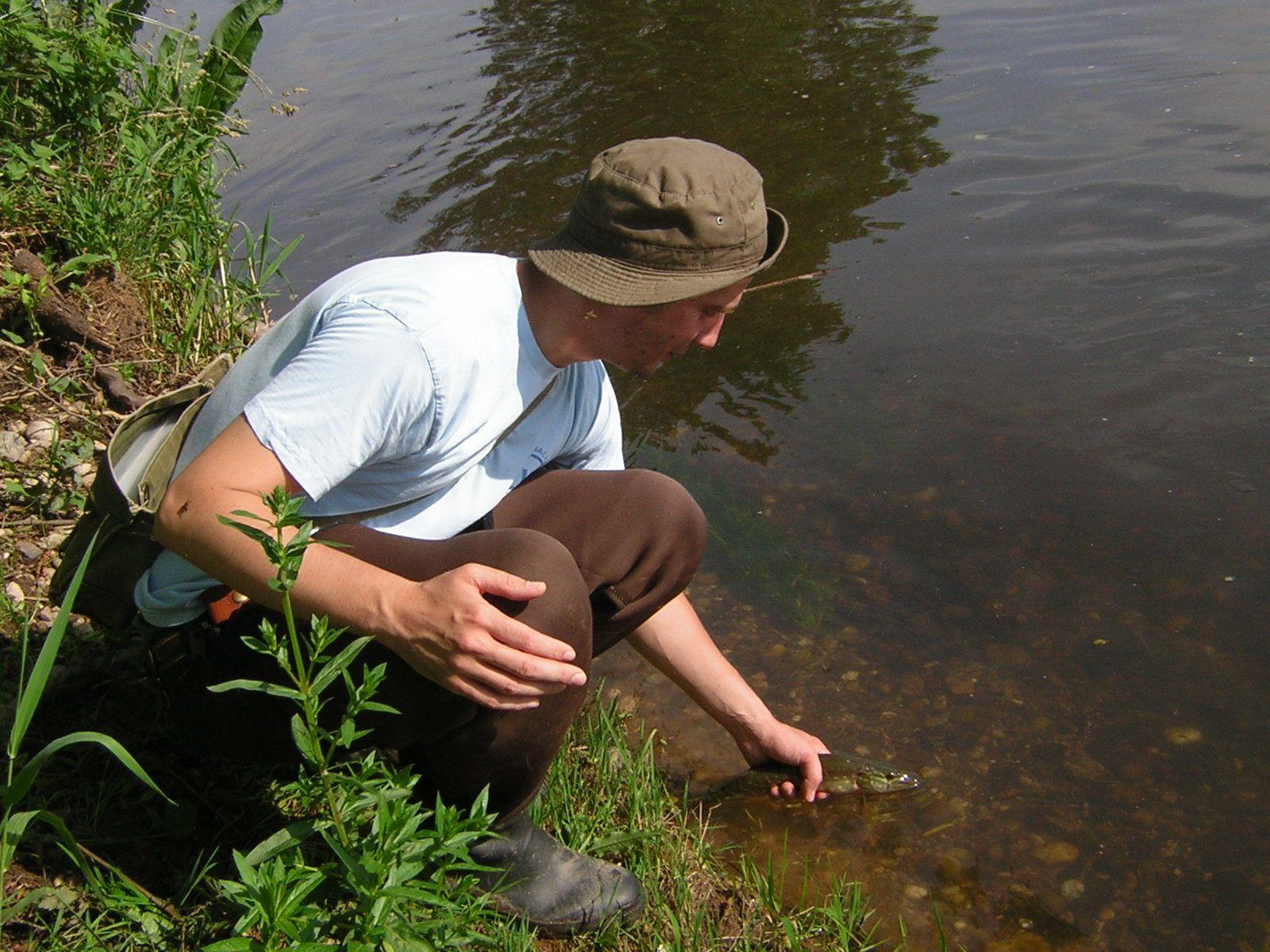 Sortie du pêche 20/06/2013 avec Gus (Lorraine-Meurthe)