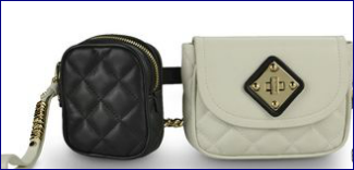 Moschino mini bag con cintura (euro 585)