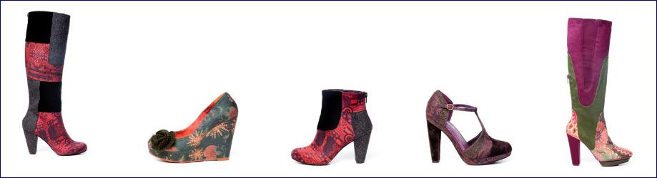 Desigual scarpe e stivali