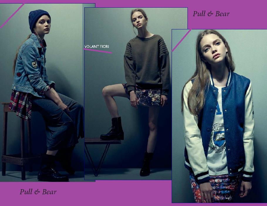 Pull & Bear autunno inverno 2013 - .2014