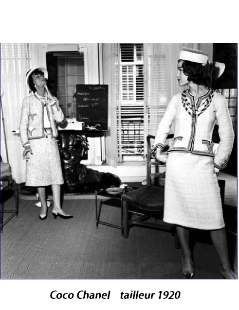 Tailleur Coco Chanel (foto wewux.com)
