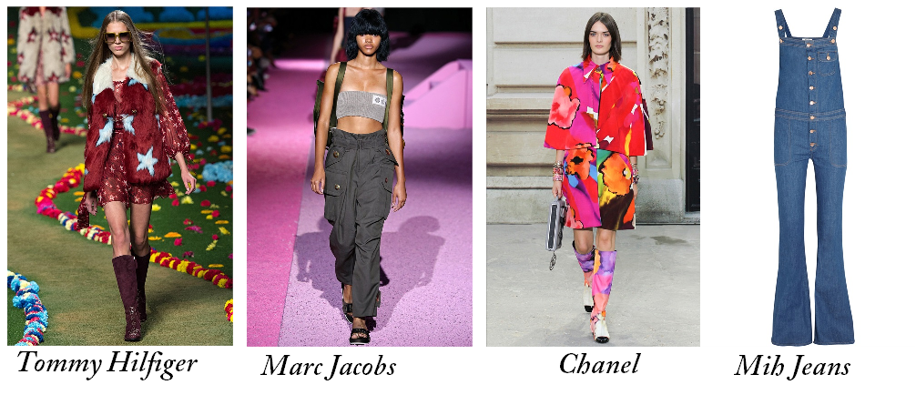 Moda estate 2015: T. Hilfiger, M. Jacobs, Chanel