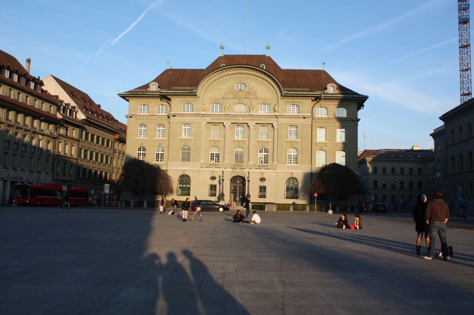 Envie d'un peu de charme : visiter Berne en Suisse!