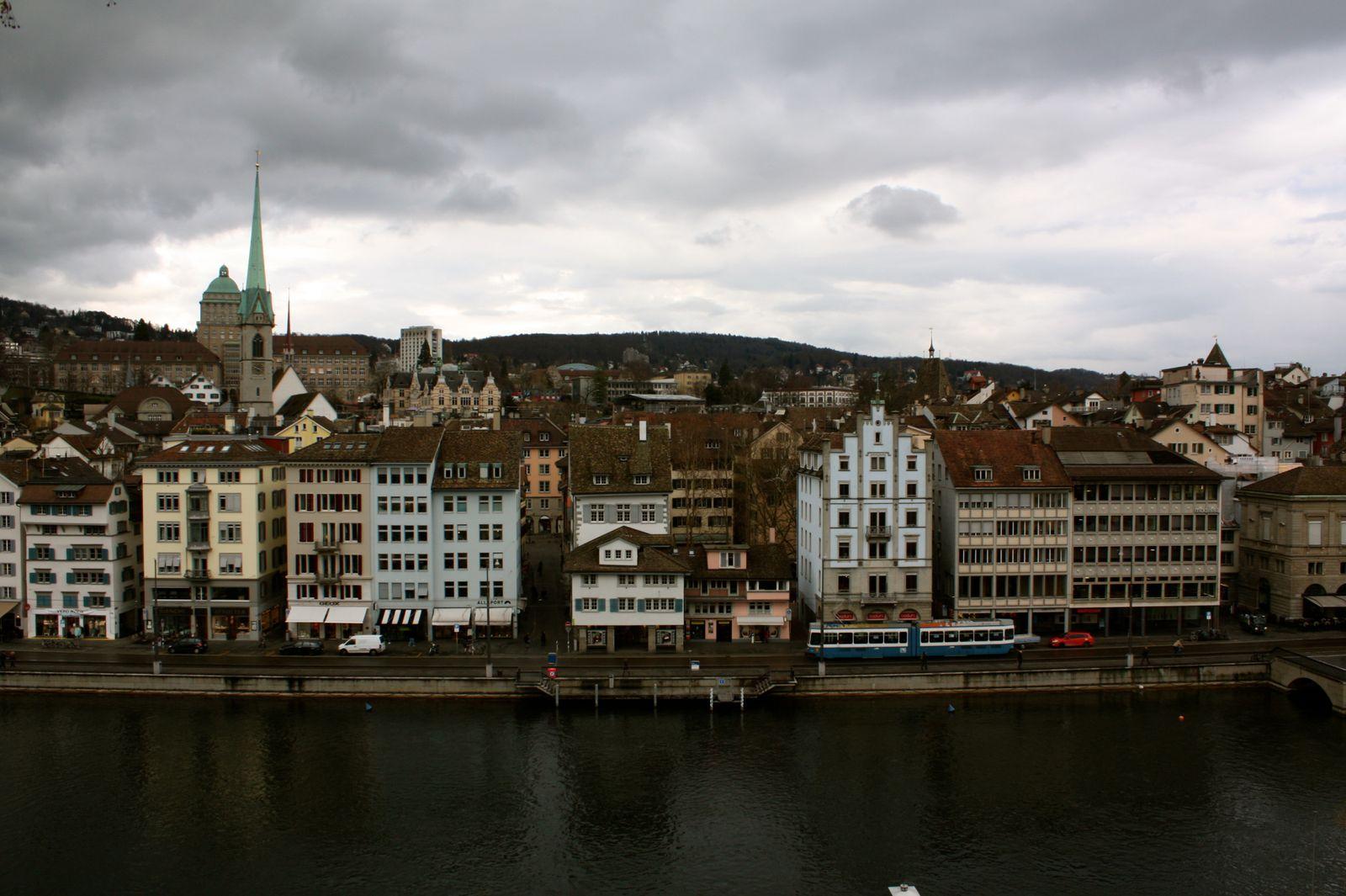 La Suisse partie allemande vaut-elle le coup d'une visite?