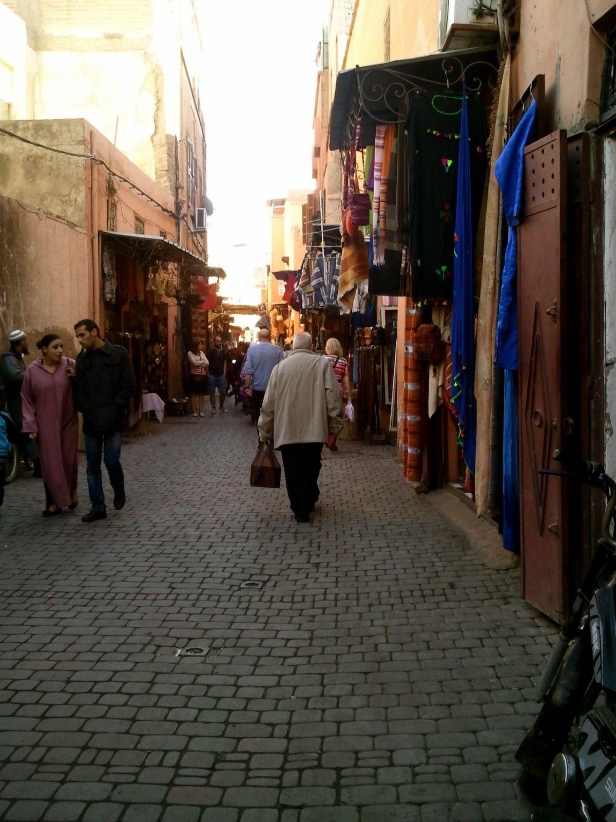 Un petit tour au Maroc