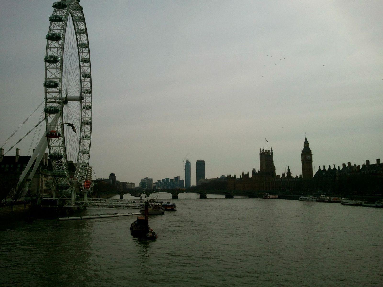Mon arrivée à Londres : mes conseils