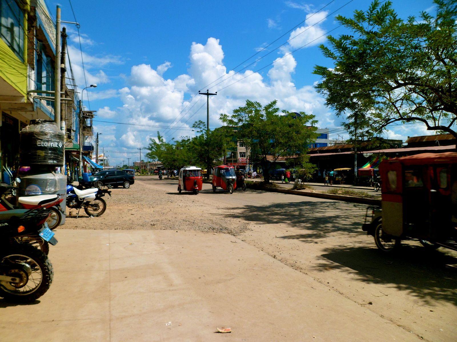Mon arrivée à Puerto Maldonado, une ville au milieu de la forêt amazonienne péruvienne