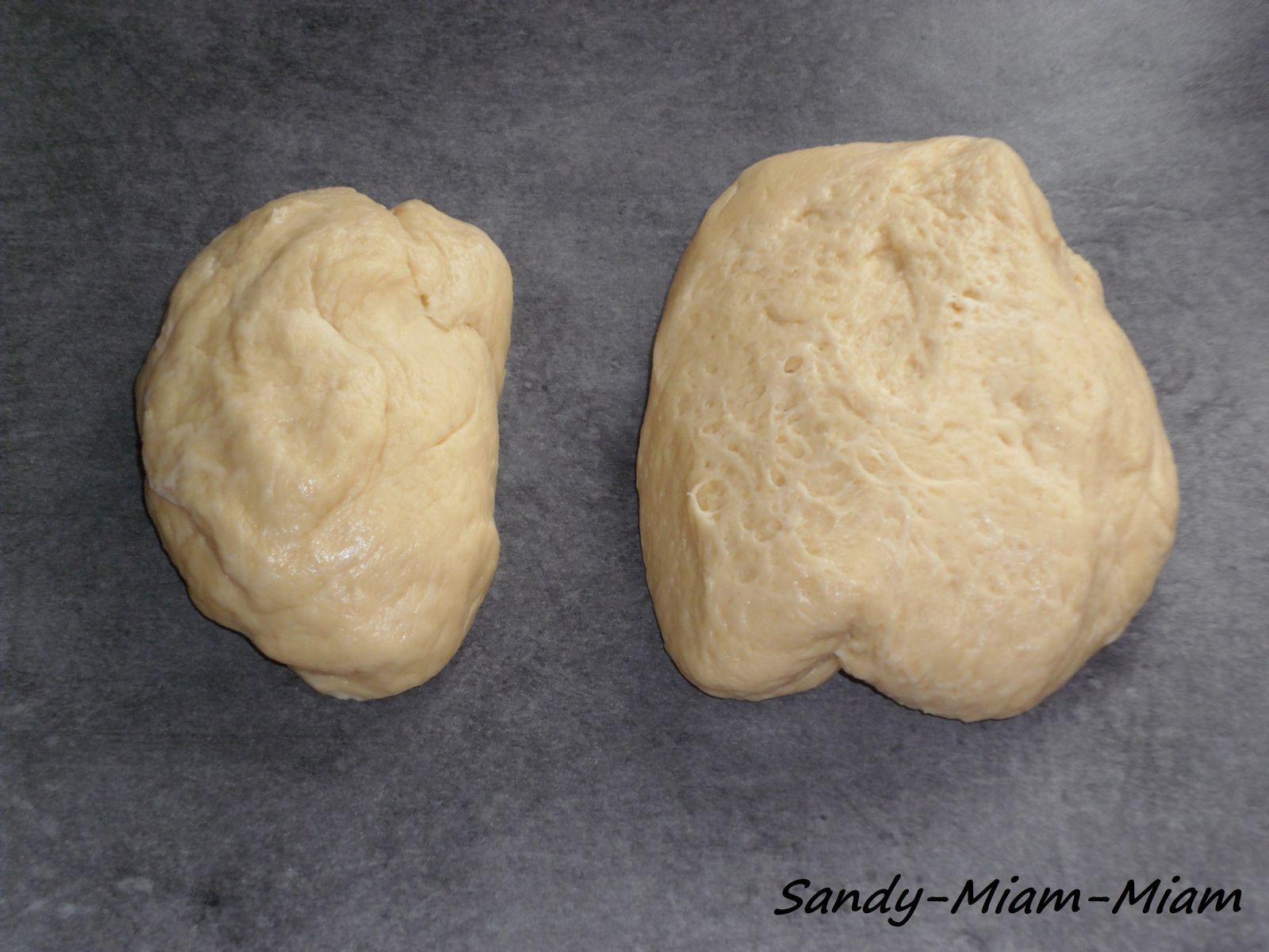 Cramique au sucre perlé
