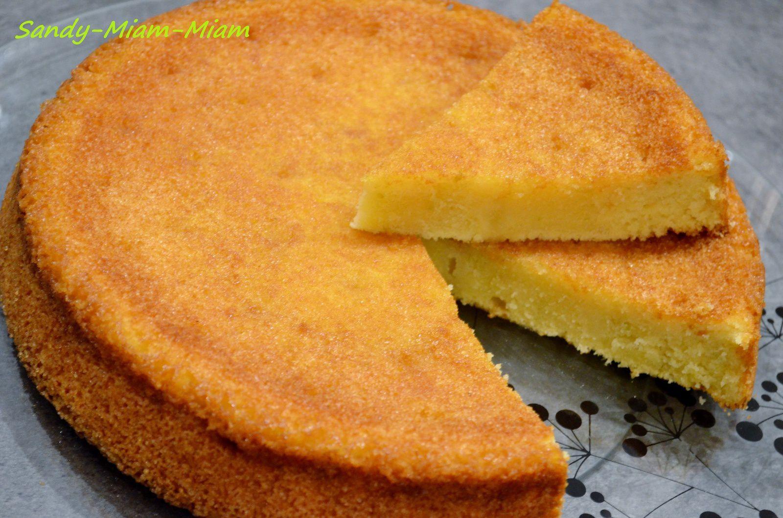 Gâteau Mojito