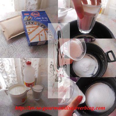 SI vous utilisez de la poudre toute prête,  vous remarquerez qu'elle est granuleuse. Donc, prenez le soin de  la passer dans la moulinette pour café par exemple.