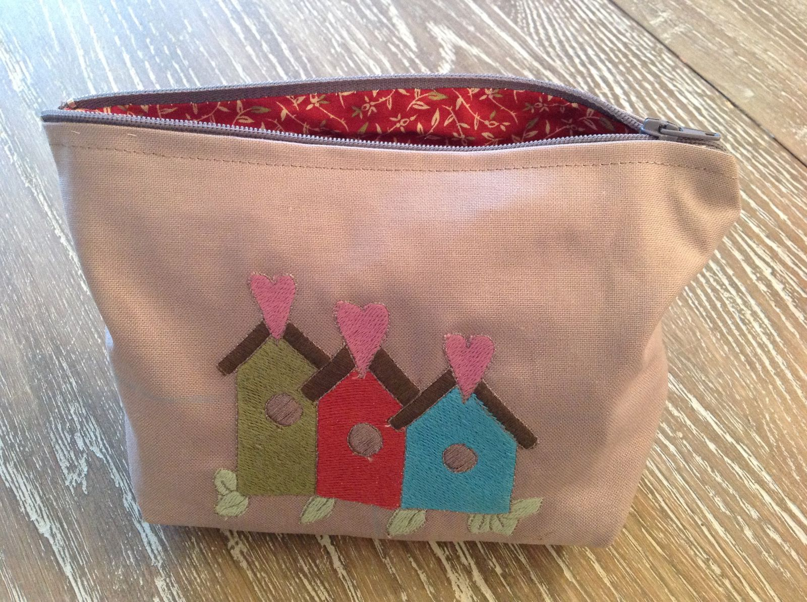 trousse birdhouse