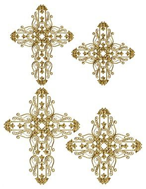 Motifs broderies gratuites Ageless-embroidery.com
