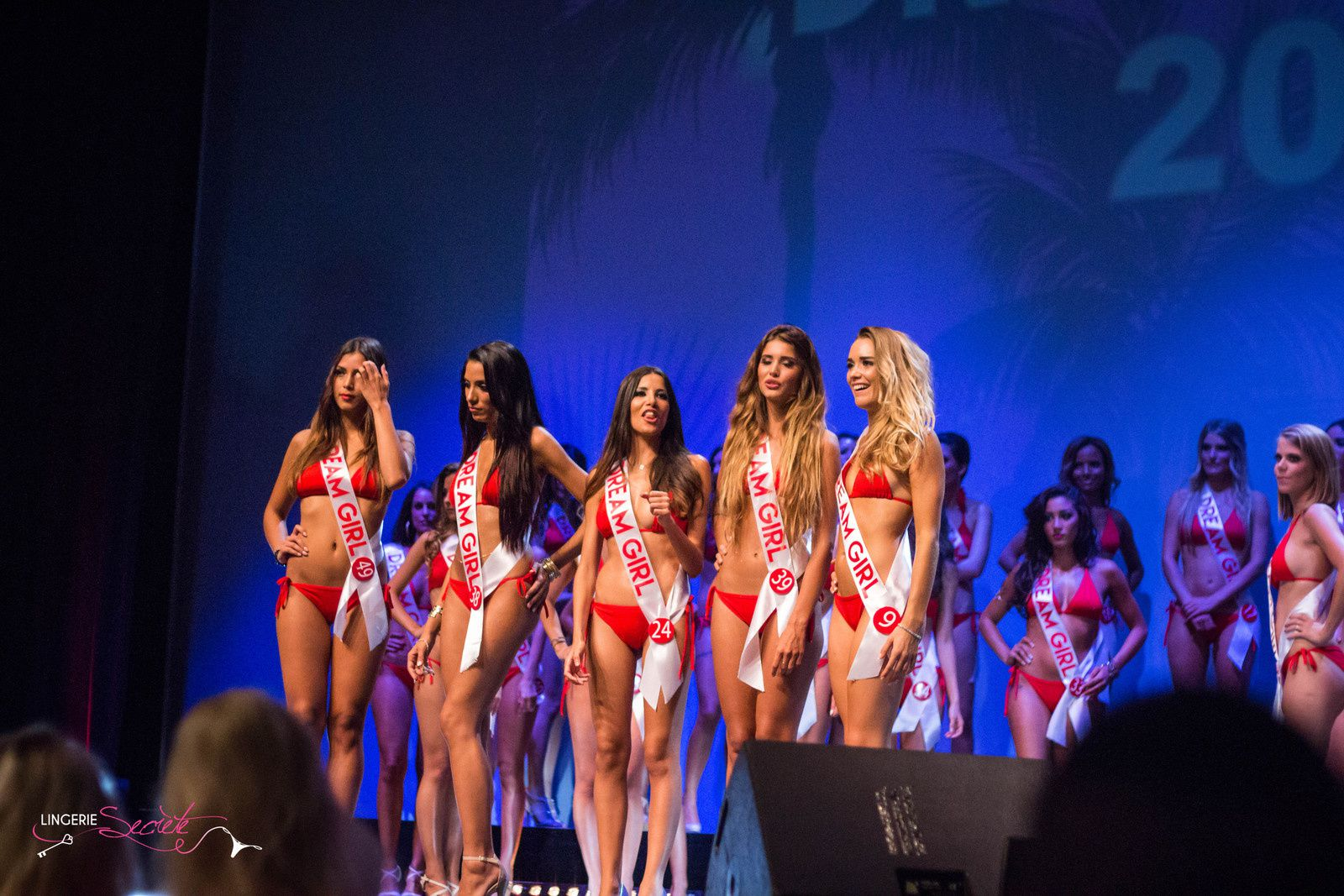 Election DreamGirl Bikini Contest