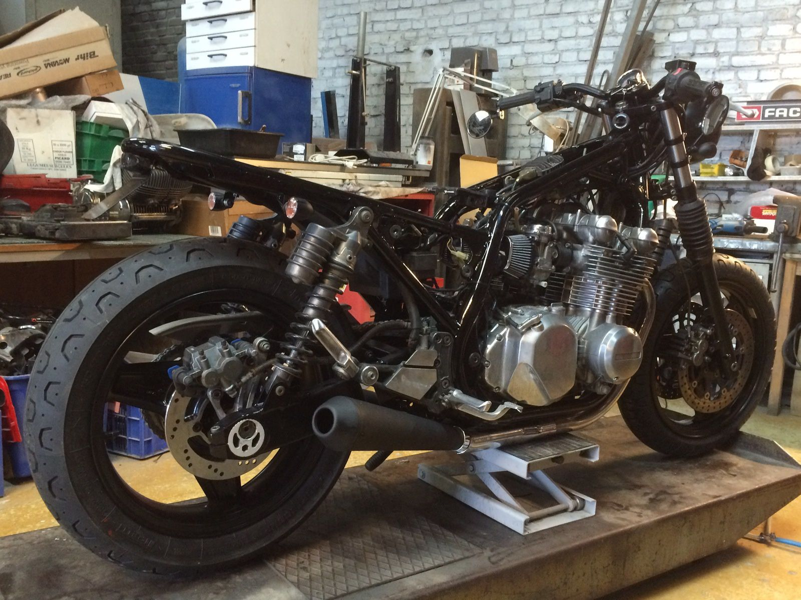Kawasaki Zephyr 750 Classic